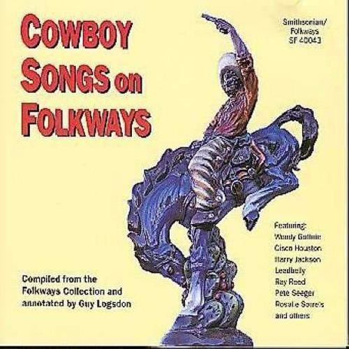 Cowboy Songs on Folkways
