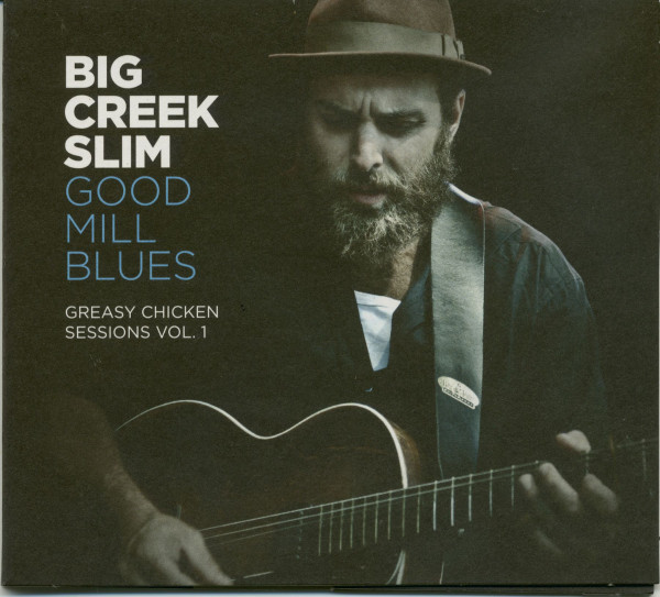 Good Mill Blues (CD)