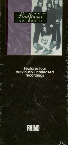 The Best Of Badfinger Vol.2 (CD-Longbox)