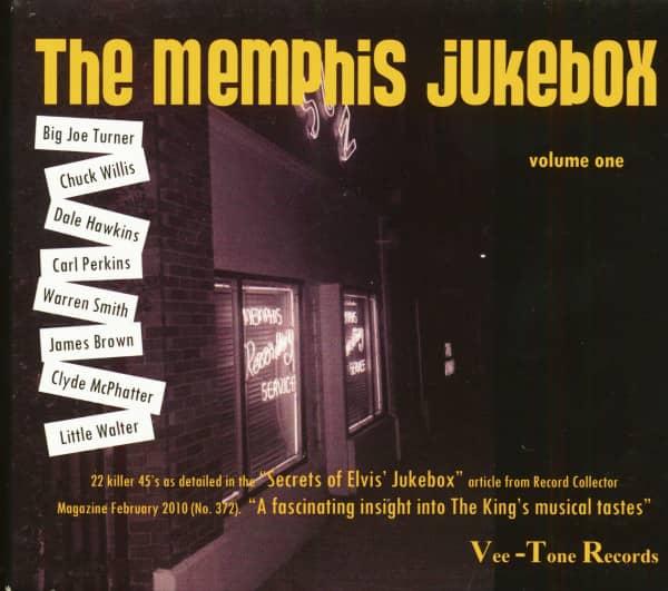 The Memphis Jukebox, Vol.1 (CD, Ltd.)