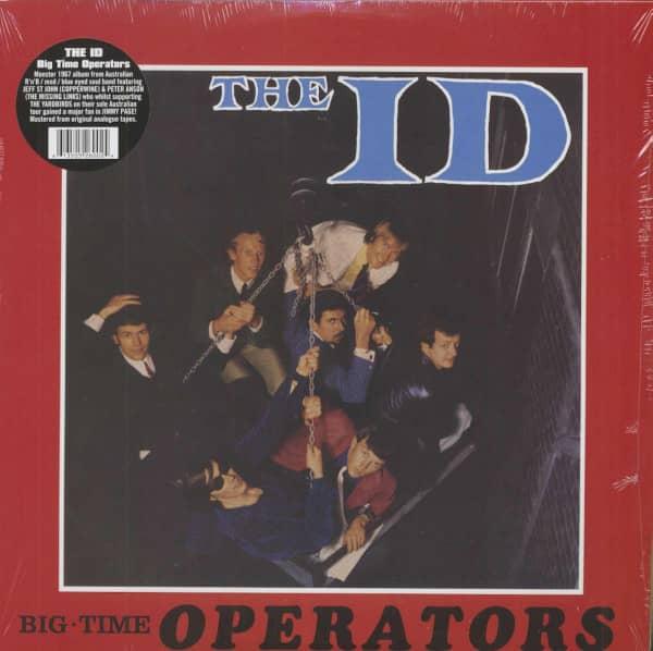 Big Time Operators (LP, 180g Vinly)