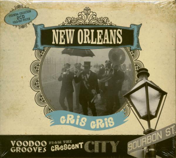 New Orleans Gris Gris (2-CD)