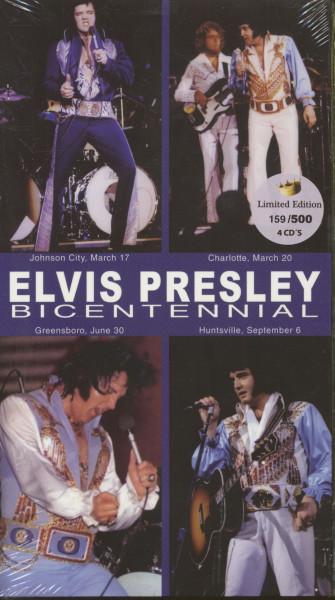 1976 - Bicentennial (4-CD)