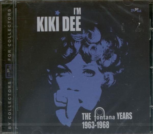 I'm Kiki Dee - The Fontana Years 1963-68 (CD)