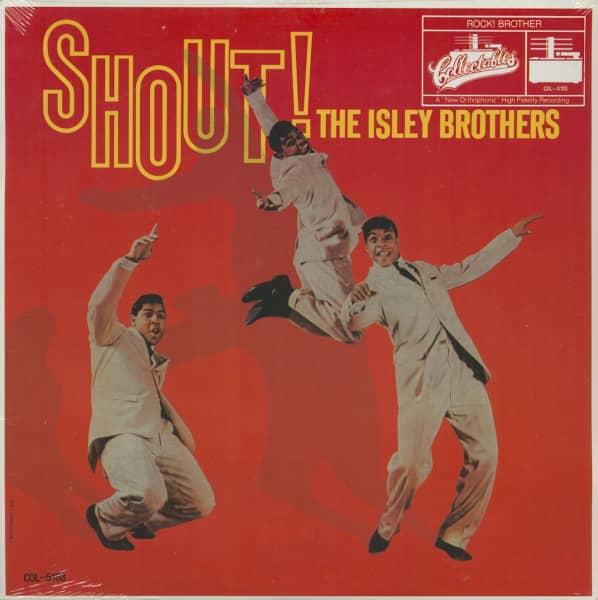 Shout! (LP)