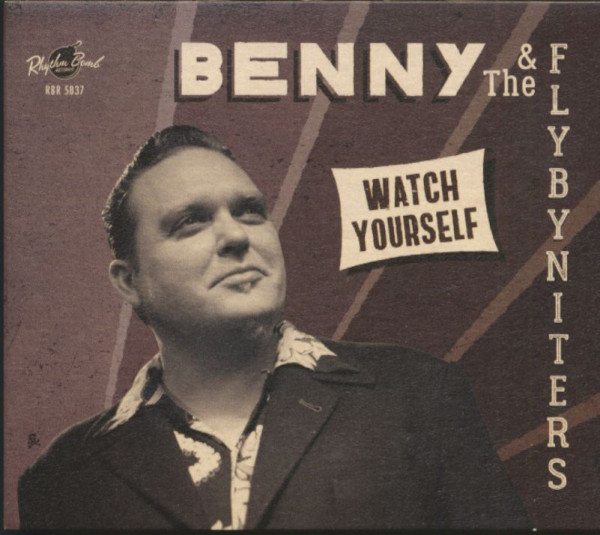 Watch Yourself (CD)