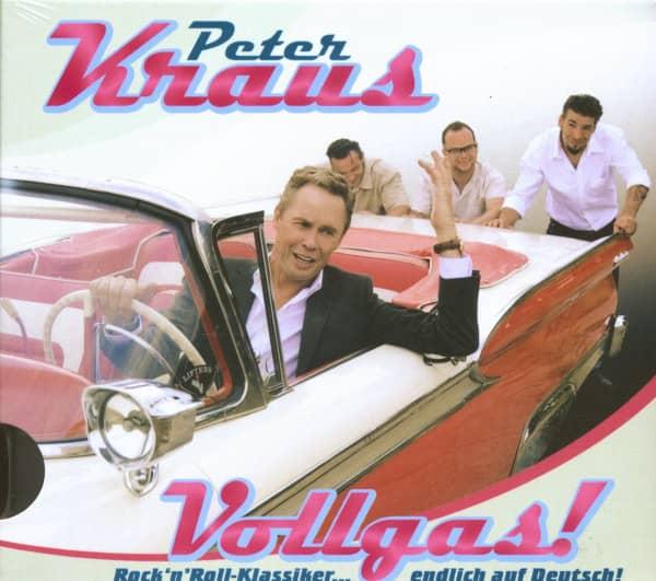 Vollgas ! Rock'n'Roll Klassiker endlich auf Deutsch! (CD)