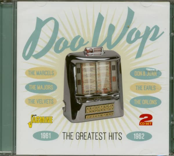 Doo Wop - The Greatest Hits 1961-1962 (2-CD)