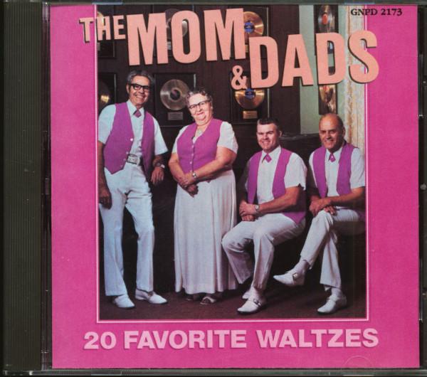 20 Favorite Waltzes (CD)