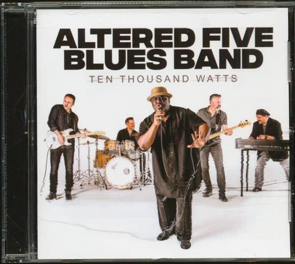 Ten Thousand Watts (CD)