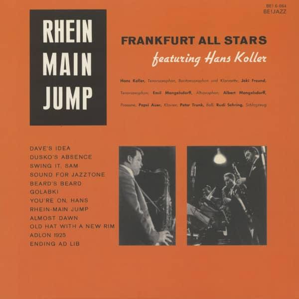 Rhein Main Jump - Feat. Hans Koller
