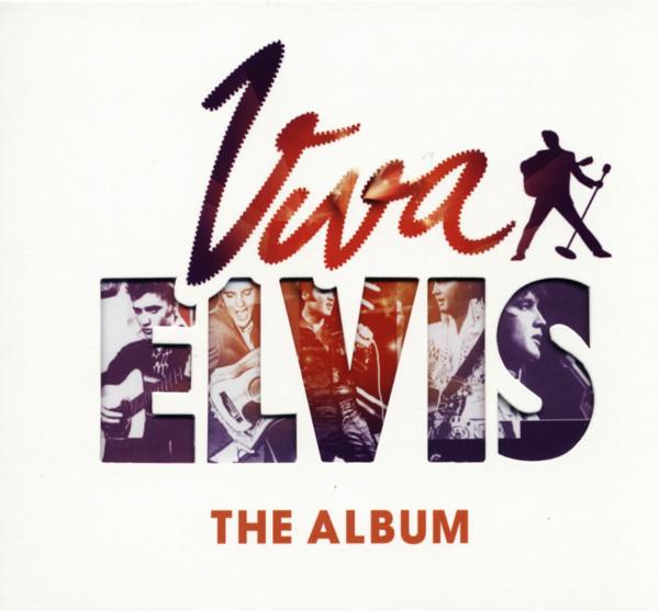 Viva Elvis - The Album (2010) US