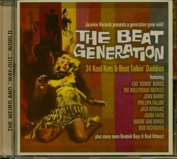 The Beat Generation (CD)