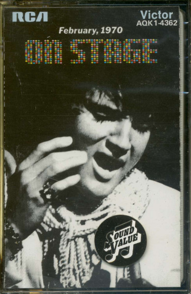 On Stage - February, 1970 (MC)