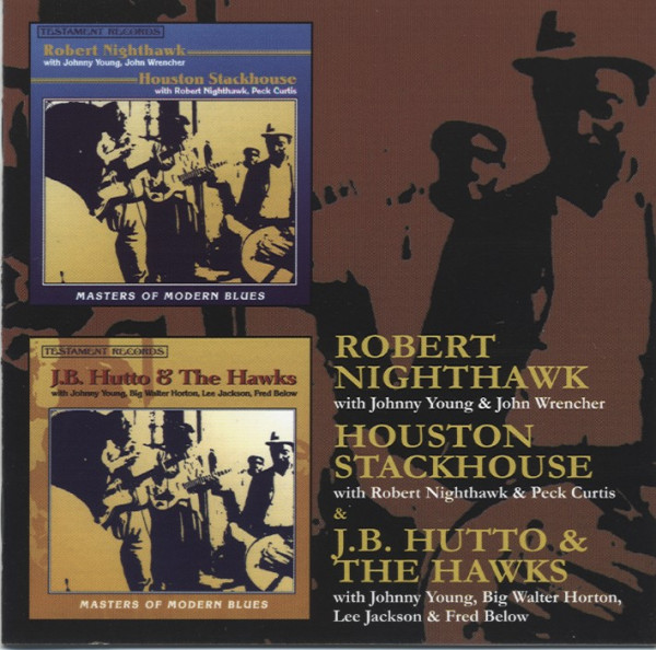 Masters Of Modern Blues 2-CD)