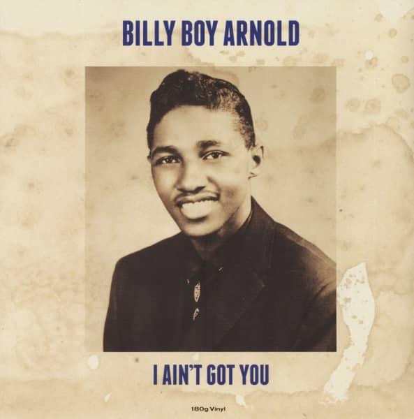 I Ain't Got You - Singles Collection (LP, 180g Vinyl)