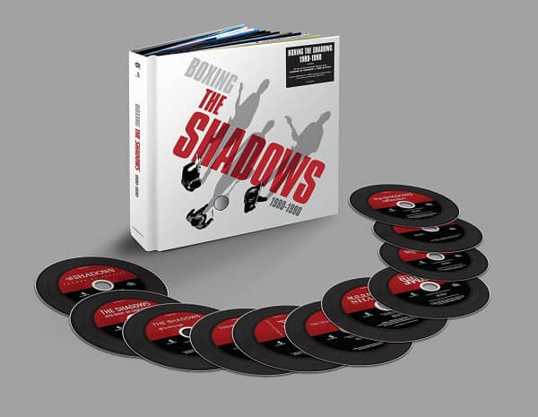 Boxing The Shadows 1980-1990 (11-CD)