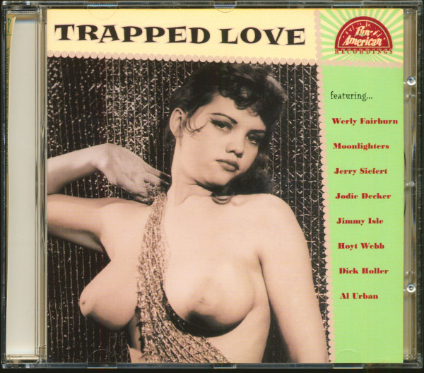 Trapped Love (CD)