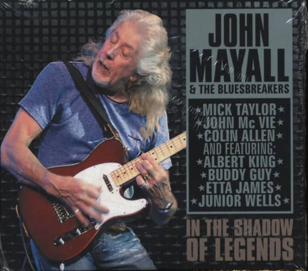 In The Shadow Of Legends (2-CD)