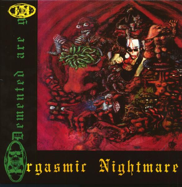 Orgasmic Nightmare (LP, Green Vinyl)