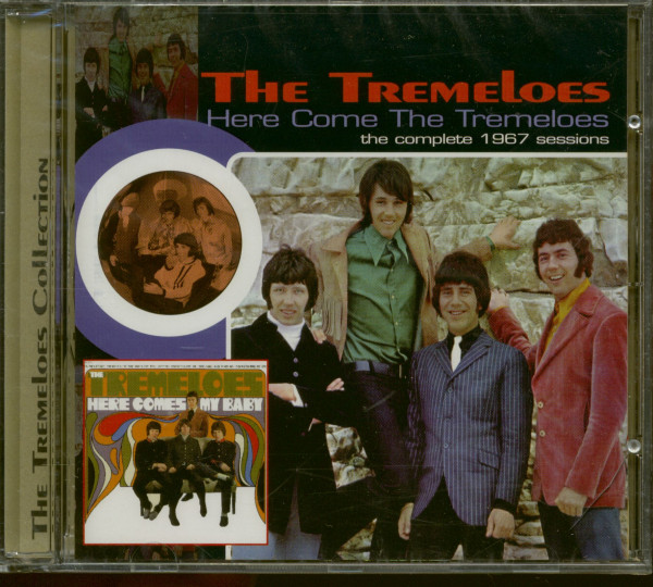 Here Come the Tremeloes - The Complete 1967 Sessions (CD)