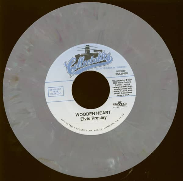 Wooden Heart - Puppet On A String (7inch, 45rpm)
