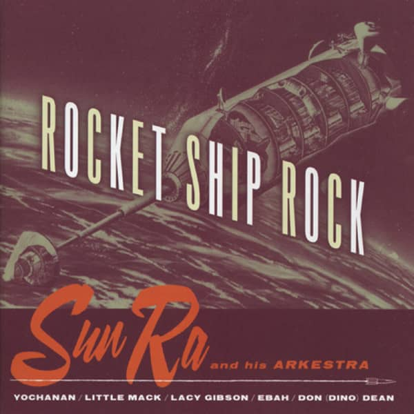 Rocket Ship Rock - Muck Muck & Other Delights