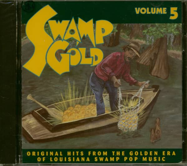 Swamp Gold Vol.5 (CD)