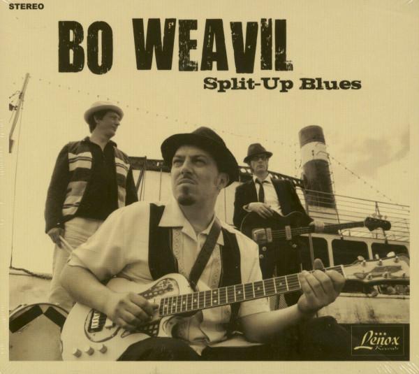 Split-Up Blues (CD)