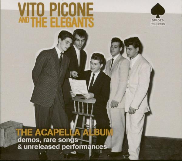 The Acapella Album (CD)