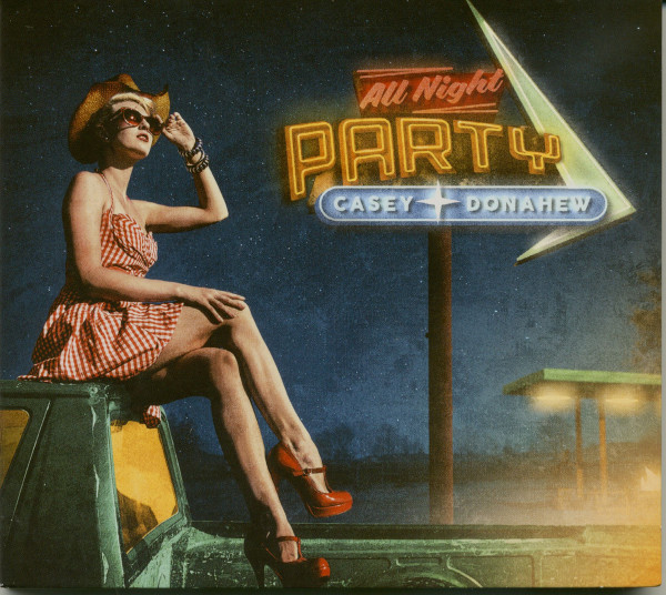All Night Party (CD)