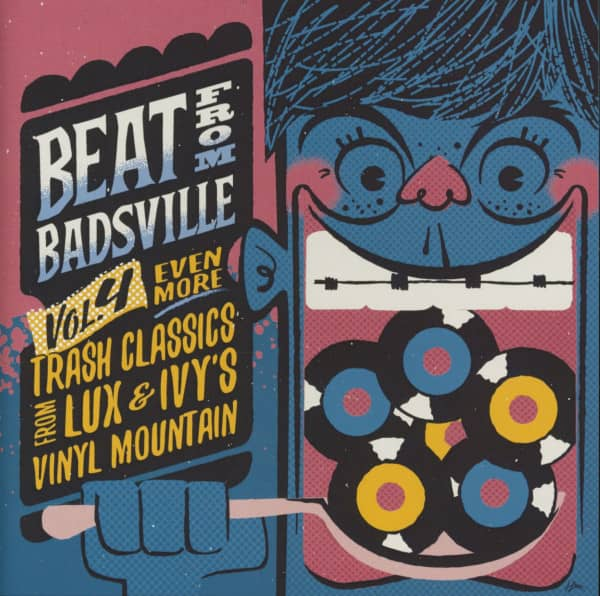 Beat From Badsville Vol.4 (CD)