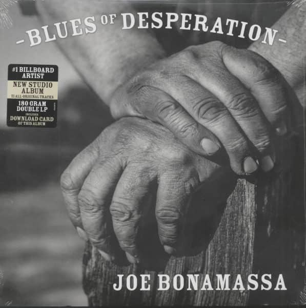 Blues Of Desperation (2-LP, 180g Vinyl & Download Card)