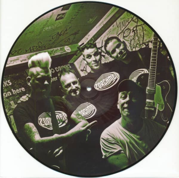 Live At King Rockers, Hamburg (LP, Picture Disc)