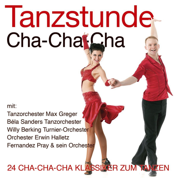 Tanzstunde - Cha-Cha-Cha (CD)