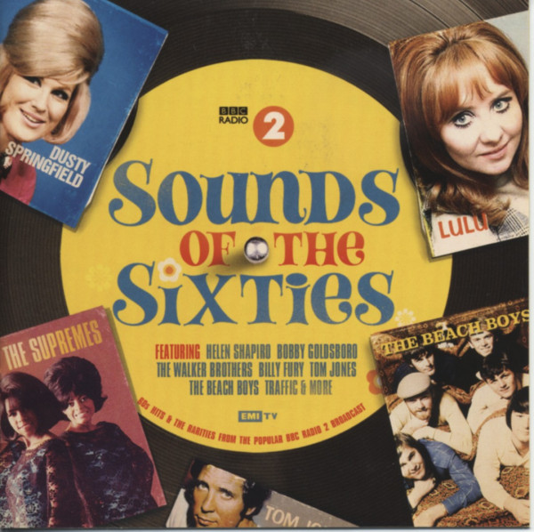 BBC Radio 2 - Sounds Of The Sixties (2-CD)