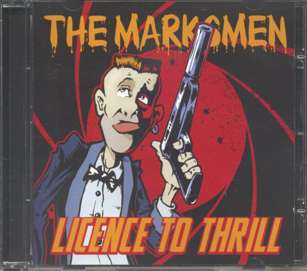 License To Thrill (CD)