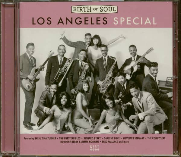 Birth Of Soul - Los Angeles Special (CD)
