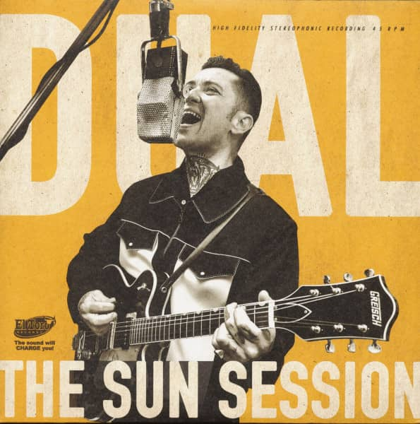 The Sun Session (7inch, EP, 45rpm, PS)