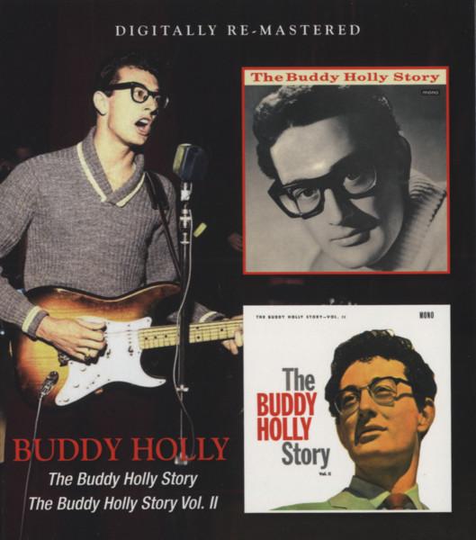 Buddy Holly Story (1959) & Buddy Holly Story II (1960)