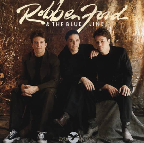 Robben Ford And The Blue Line