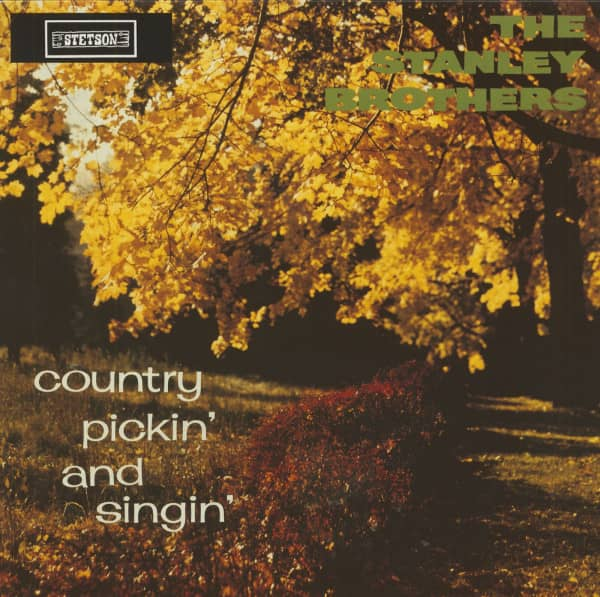 Country Pickin' And Singin' (LP)