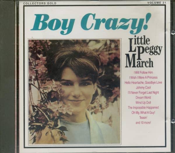 Boy Crazy! (CD)