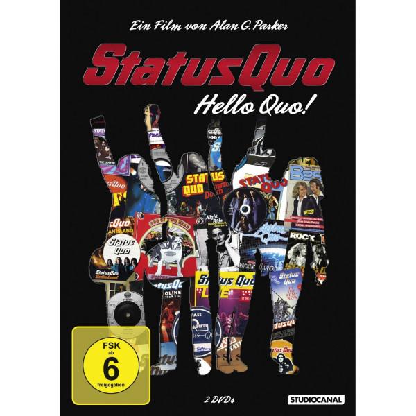 Hello Quo (2-DVD)