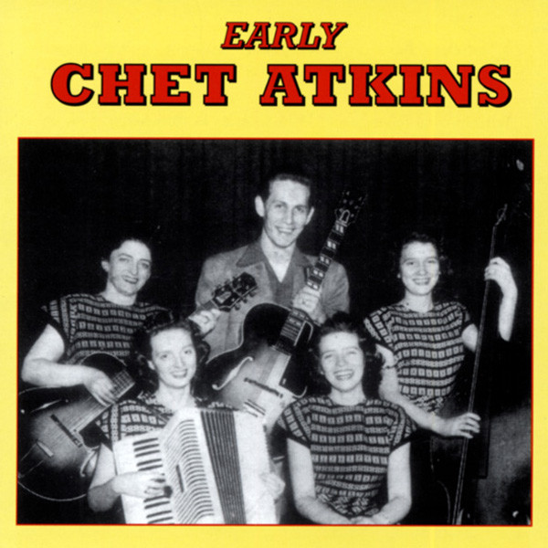 Early Chet Atkins (CD)