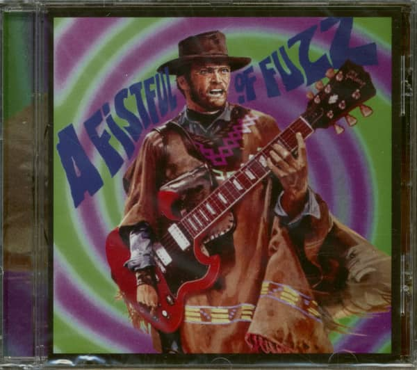 Fistful Of Fuzz (CD)