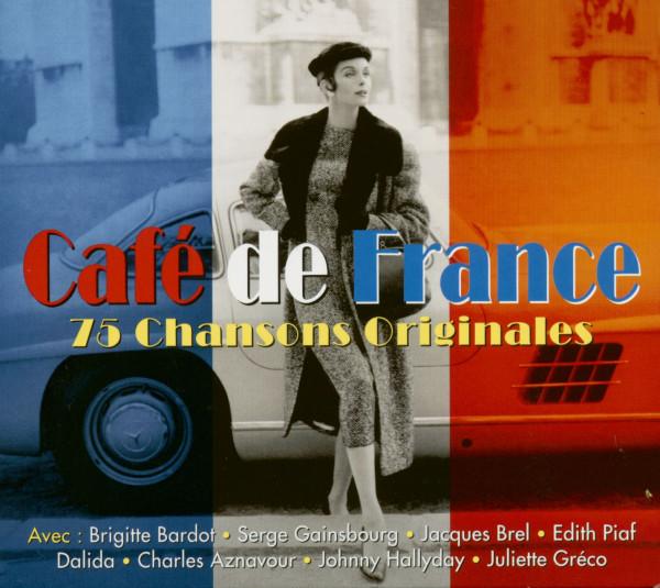 Cafe De France (3-CD)