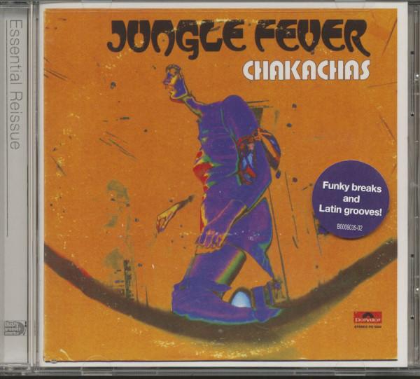 Jungle Fever (CD)
