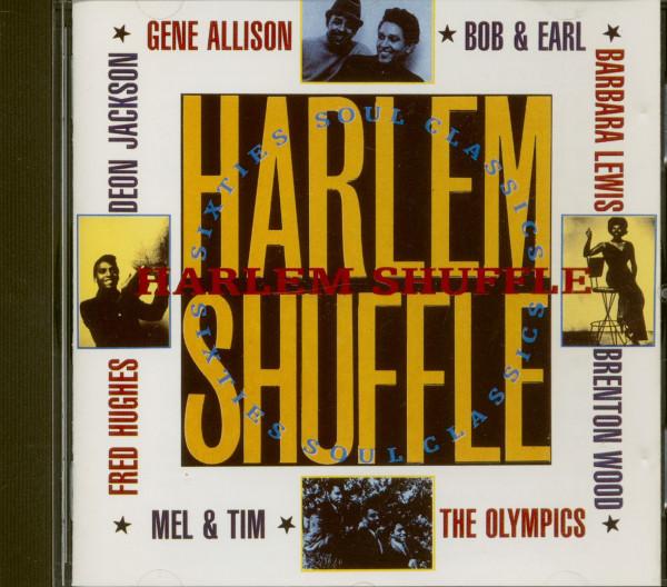 Harlem Shuffle - Sixties Soul Classics (CD)