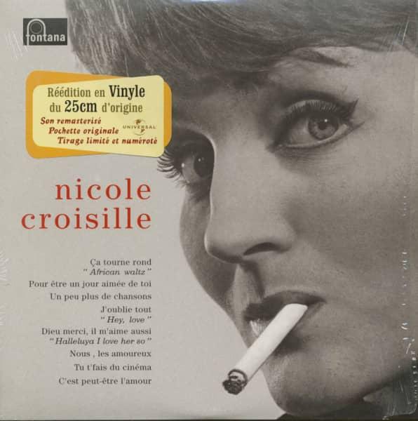 Nicole Croisille (LP, 10inch)